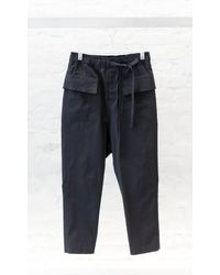 Damir Doma | Blue Paivi Pant for Men | Lyst