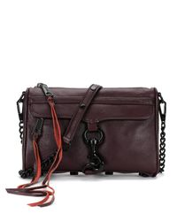 Rebecca Minkoff - Multicolor Mini M.a.c. Crossbody - Lyst