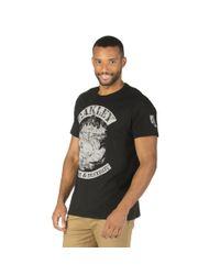 Oakley - Black Search And Destroy Tee for Men - Lyst