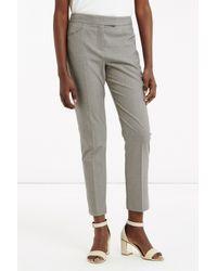 Oasis - Multicolor Clara Workwear Trouser - Lyst