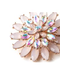 Oasis | Multicolor Pretty Floral Brooch | Lyst