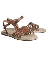 Ugg - Brown Larisa Sandals - Lyst