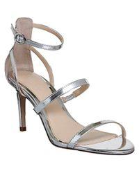 Office - Metallic Marlow Single Sole Strappy Sandals - Lyst