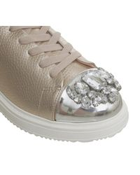 Office - Multicolor Crown Jewels Trainers - Lyst