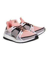 Adidas Originals - Pink Pure Boost X Tr - Lyst