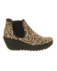 Fly London - Multicolor Yat Wedge Chelsea Boot - Lyst
