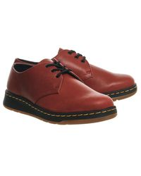 Dr. Martens - Multicolor Cavendish 3 Eye Shoes - Lyst