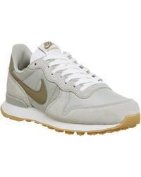 Nike - Gray Internationalist - Lyst