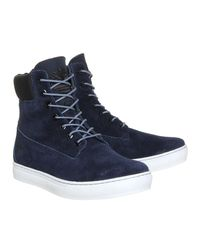 Timberland - Blue Earthkeepers Newmarket 2.0 Cup 6 for Men - Lyst