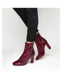 Office - Red Aurora- Smart High Cut Boot - Lyst