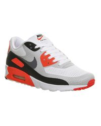 Nike - White Men'S Air Max Ltd 3 Running Sneakers From Finish Line for Men - Lyst
