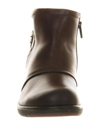 Fly London - Brown Molt Warm Ankle Boots - Lyst
