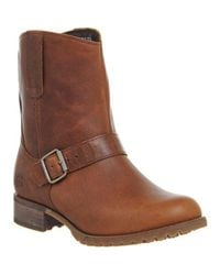 Timberland - Brown Banfield Pull On Boot - Lyst