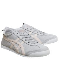 Onitsuka Tiger - Gray Mexico 66 Trainers for Men - Lyst