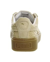 PUMA - Multicolor Suede Platform - Lyst