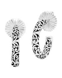 Lois Hill - Metallic Earrings - Lyst