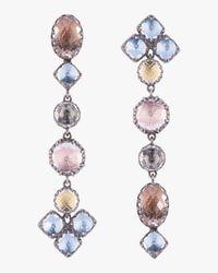 Larkspur & Hawk - Multicolor Sadie Shoulder Duster Earrings - Lyst