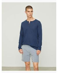 Onia | Blue Calder 7.5 Swim Trunks for Men | Lyst