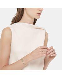 John Hardy - Multicolor Hammered Link Bracelet With Diamonds - Lyst