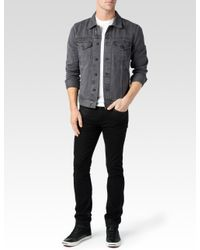 PAIGE - Gray Scout Jacket for Men - Lyst