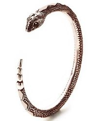 Pamela Love | Pink Serpent Bangle | Lyst