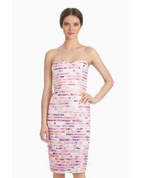 Parker   Pink Jamie Dress   Lyst