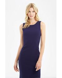 Parker - Blue Cory Dress - Lyst