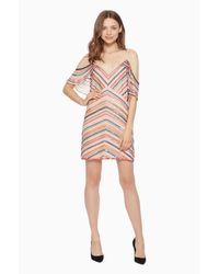 Parker - Multicolor Jerry Dress - Lyst