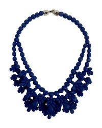EK Thongprasert | Blue Communis Necklace | Lyst