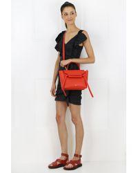 Isabel Marant - Etoile Topaz Dress Black Ochre - Lyst