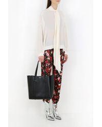 Balenciaga Everyday Medium Shopper Bag Black