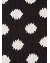 Paul Smith - Men's Black 'supernova' Spot Socks for Men - Lyst