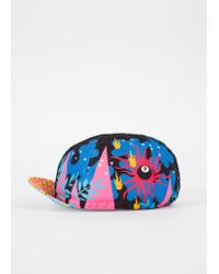 Paul Smith - Blue + Cinelli 'magic Eight Monster' Cycling Cap for Men - Lyst