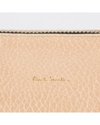 Paul Smith - Women's Aran And White Leather Bowling Bag - Lyst