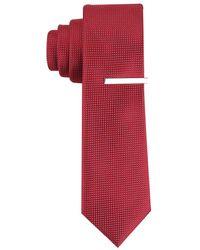 Perry Ellis | Red Cahira Mini Tie for Men | Lyst