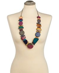 Phase Eight - Multicolor Rae Necklace - Lyst