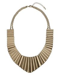 Phase Eight | Metallic Laura Necklace | Lyst