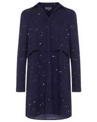 Phase Eight   Blue Hailey Star Print Tunic   Lyst
