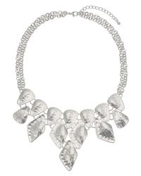Phase Eight - Metallic Bianca Necklace - Lyst