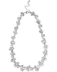 Phase Eight | Metallic Rachel Crystal Necklace | Lyst