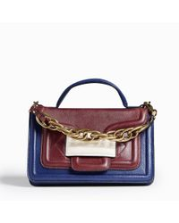 Pierre Hardy - Blue Alpha Plus Bag - Lyst