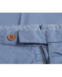 Ralph Lauren - Slim Fit Stretch Chino Carson Blue for Men - Lyst
