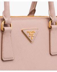 Prada - Pink Galleria Bag - Lyst
