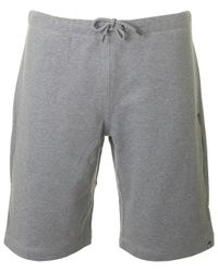 Paul Smith | Gray Jersey Shorts for Men | Lyst