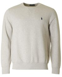 Polo Ralph Lauren - Multicolor Crew Neck Sweat for Men - Lyst