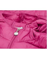 EA7 | Pink Pack Away Lightweight Jacket | Lyst