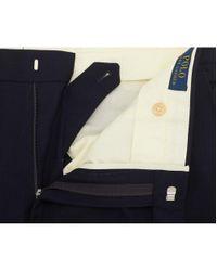 Polo Ralph Lauren - Blue Travel Suit Trousers for Men - Lyst
