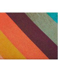 Paul Smith Multicolor Artist Stripe Tie for men