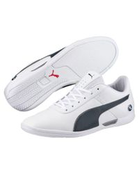 5605f7f77c613b Lyst - PUMA Bmw Motorsport Mch Lo Men s Shoes in White for Men