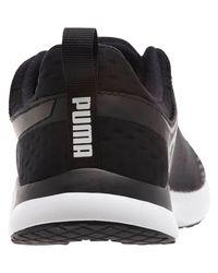PUMA - Black Pulse Xt 3d Women's Training Shoes - Lyst